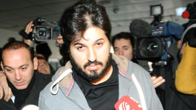 Reza Zarrab'ın adı sanık listesinden çıkarıldı