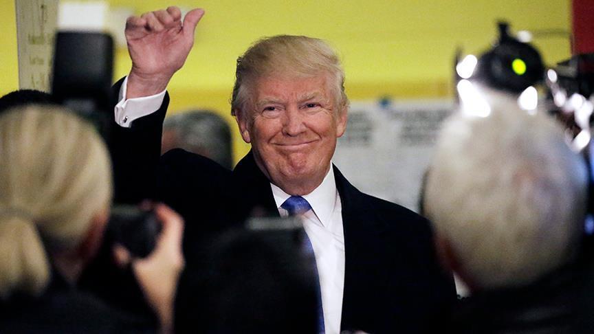 ABD Başkanı Trump'tan vergi reformuna destek!