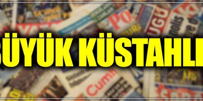 Günün Ulusal Gazete Manşetleri - 18 11 2017