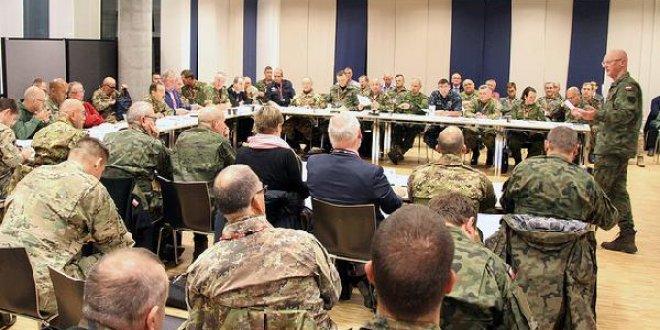 Skandal NATO tatbikatının fotoğrafları ortaya çıktı!