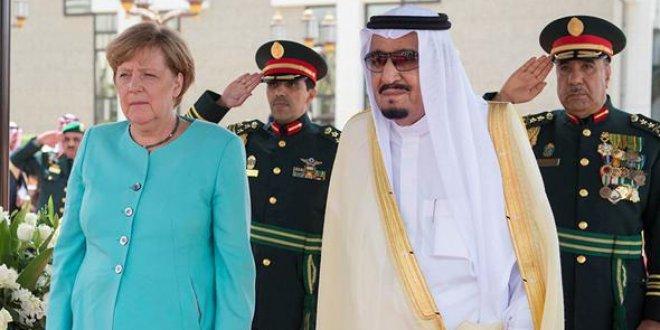 Arabistan, Almanya'daki büyükelçisini geri çağırdı