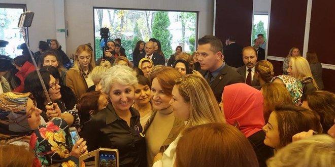 Meral Akşener Edirne'de, tüm detaylar