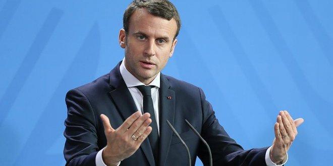 Macron'un partisine başkan seçildi