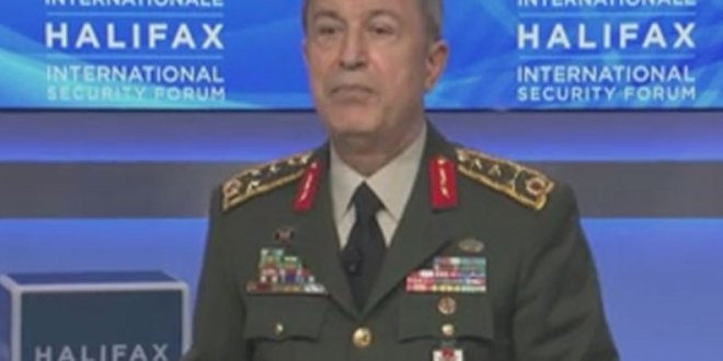 Org. Hulusi Akar'dan NATO skandalına tepki