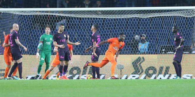 Başakşehir 5 - Galatasaray 1 (Maç Özeti)