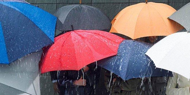 Sağanak yağmur için Meteoroloji'den uyarı geldi!