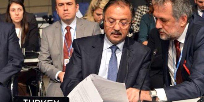Türk heyeti İklim Değişikliği Konferansından çekildi