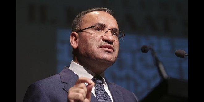 """Bekir Bozdağ: """"Reza Zarrab davası, siyasi bir davadır"""""""