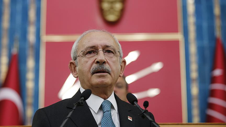 Kemal Kılıçdaroğlu'na yeni danışman!