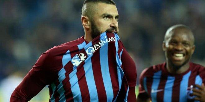 Trabzonspor-Osmanlıspor 4-3 (Maç Özeti)