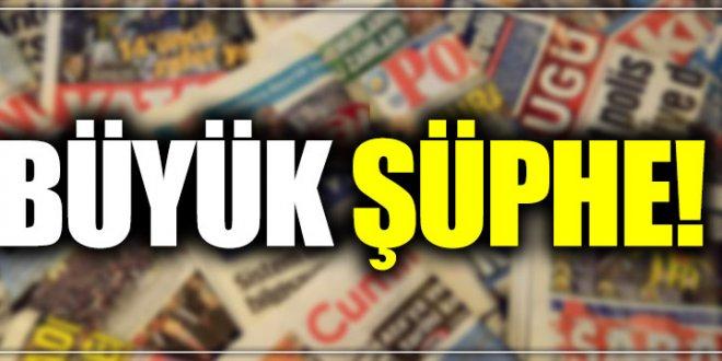 Günün Ulusal Gazete Manşetleri - 20 11 2017