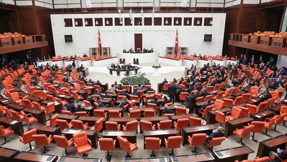 TBMM Başkanı İsmail Kahraman seçildi