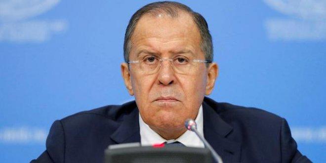 Lavrov'dan PYD sorusuna kaçamak cevap