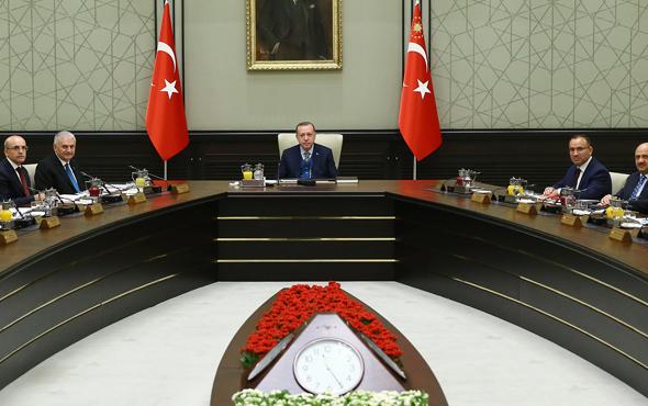 Saray'da kritik toplantı başladı