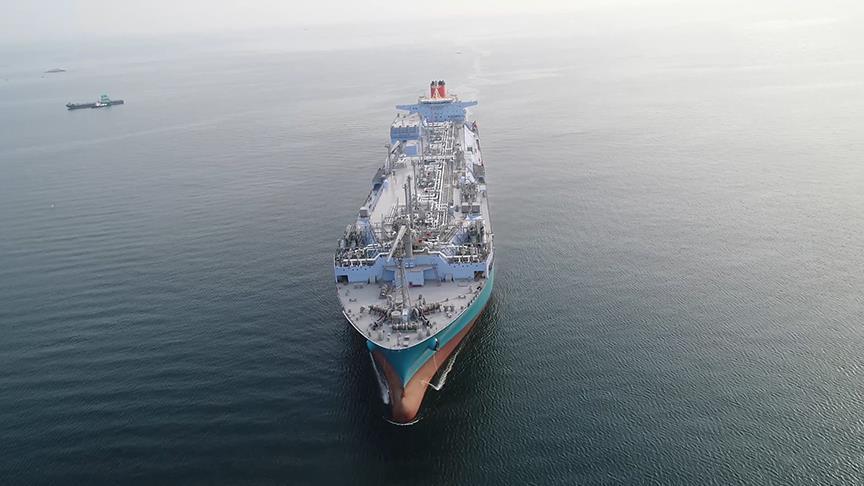 Albayrak: 2 yeni yüzer LNG ünitesi devreye girecek