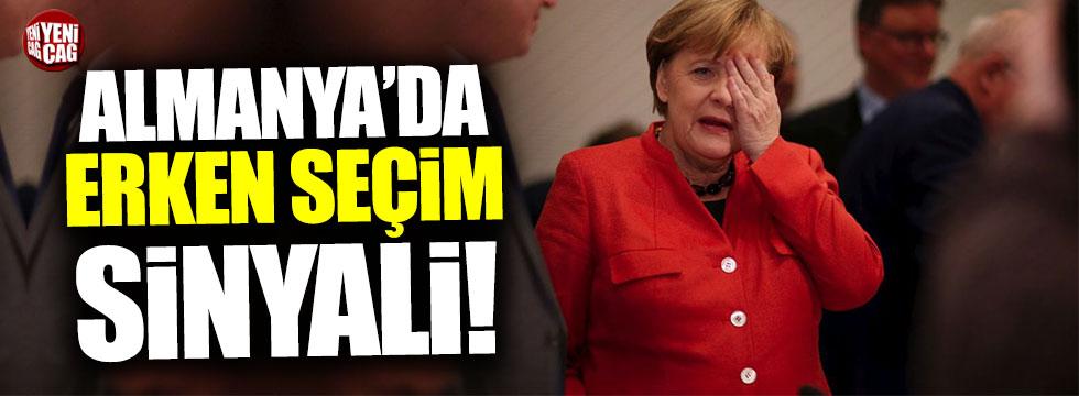 Angela Merkel istifa mı ediyor?