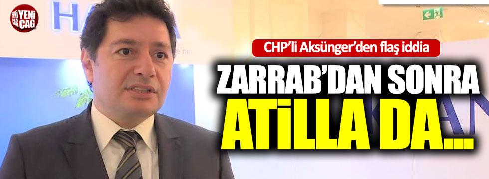 "CHP'li Aksünger: ""Hakan Atilla anlaşma yoluna gidebilir"""