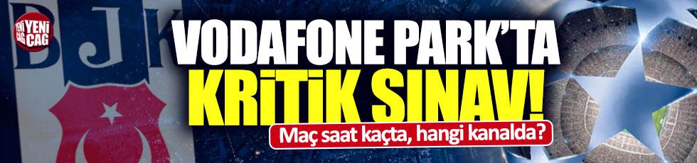 Beşiktaş - Porto Şampiyonlar Ligi maçı ne zaman, saat kaçta?