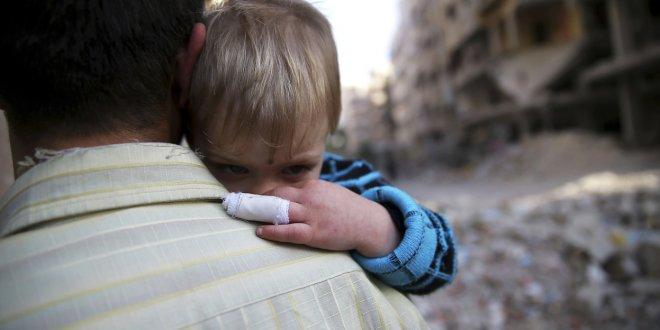 Suriye'de 26 binden fazla çocuk hayatını kaybetti