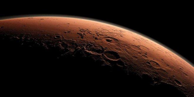 Mars yüzeyinde yeni keşif