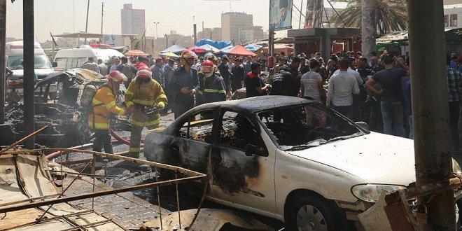Türkmen kentinde intihar saldırısı: 20 kişi hayatını kaybetti