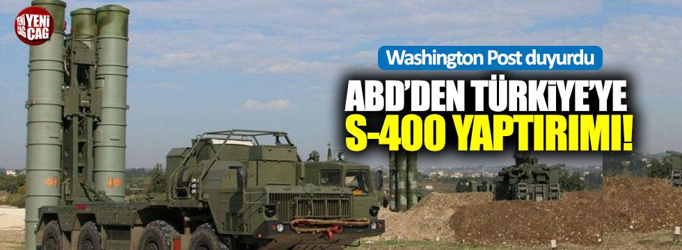 Amerikan basını yazdı: ABD, Türkiye'ye S-400 yaptırımı uygulayacak mı?