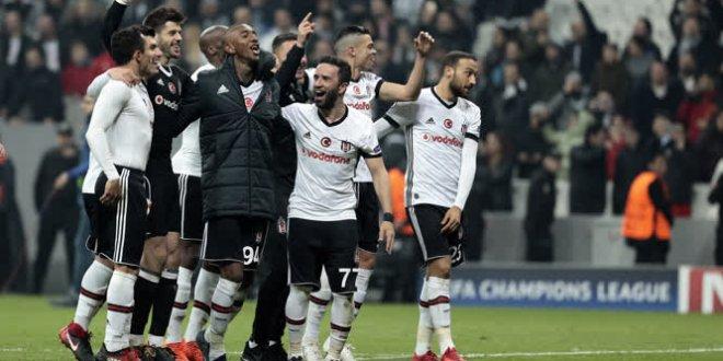 İşte, Beşiktaş'ın Şampiyonlar Ligi'ndeki muhtemel rakipleri