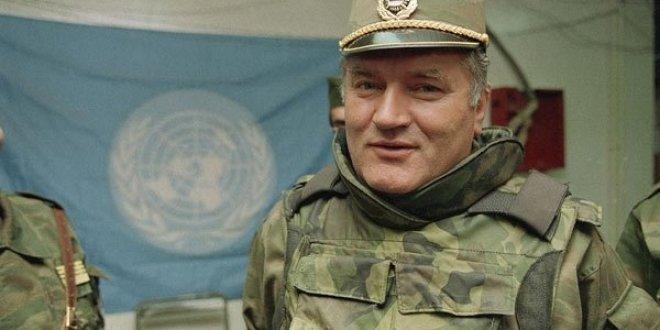 """""""Sırp Kasabı' Mladic için karar çıktı"""