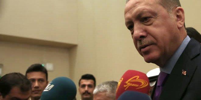 Erdoğan'dan 'Dağlık Karabağ' açıklaması