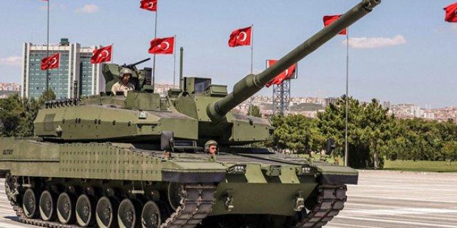Altay Tankı için geri sayım başladı