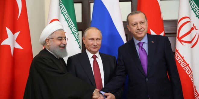 Soçi'de kritik Suriye kararları