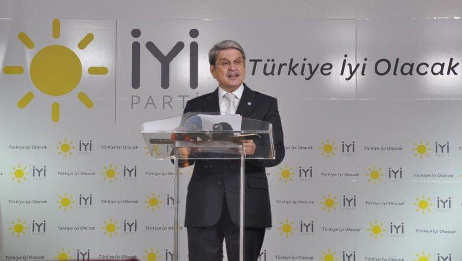 İYİ Parti'den Srebsenitsa açıklaması