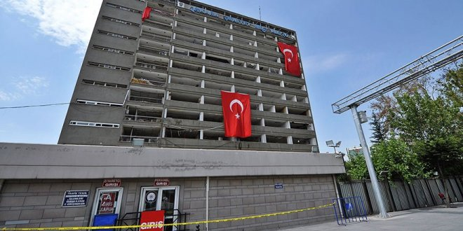 FETÖ'den  Ankara Emniyeti'nin her katına bir 'imam'!