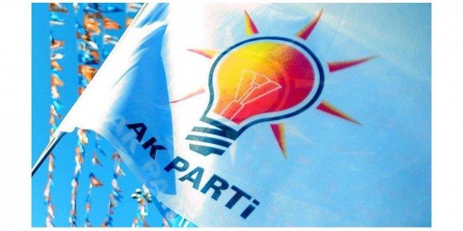 AKP'li başkan, 20 yöneticiyle birlikte istifa etti