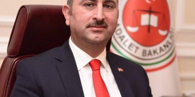 Adalet Bakanı Gül: 'Gülen için ABD'ye 7 talepname gönderildi'