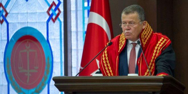 """Yargıtay Başkanı Cirit: """"6 milyon 900 bin şüpheli var"""""""