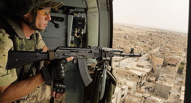 Rusya, Suriye'deki askeri varlığını azaltıyor