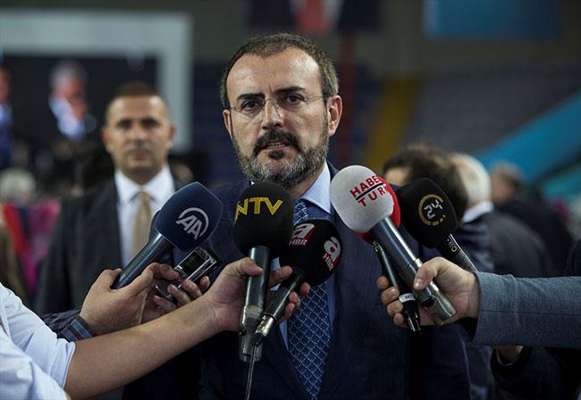 """AKP Sözcüsü Mahir Ünal: """"Faşistler parlamentoya girdi"""""""