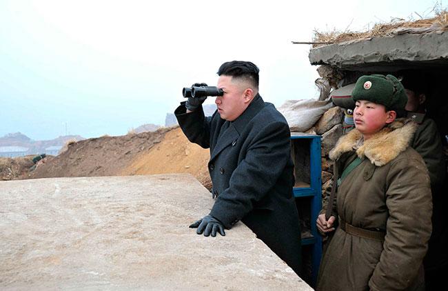 Kuzey Kore, nükleer bomba fırlatırsa...