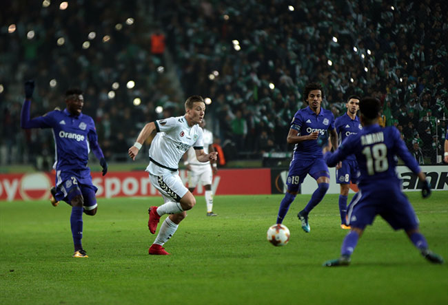Konyaspor son dakikada yıkıldı