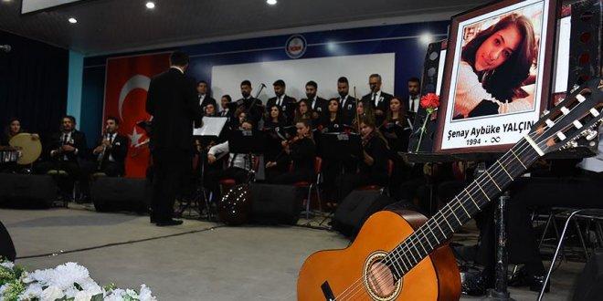Şehit öğretmenler Yalçın ve Yılmaz anısına konser