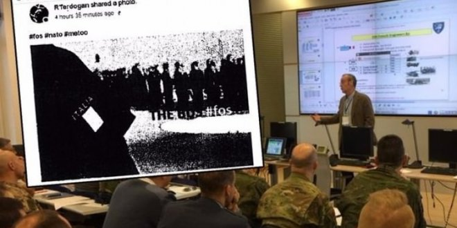 Murat Bardakçı'dan NATO skandalı iddiası