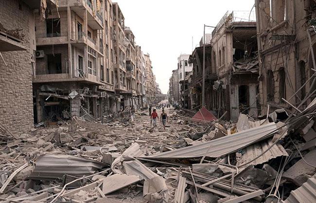 Irak ve Suriye denklemi