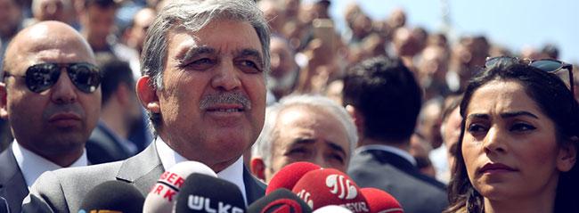 Abdullah Gül yüzde 49'u istiyor!..