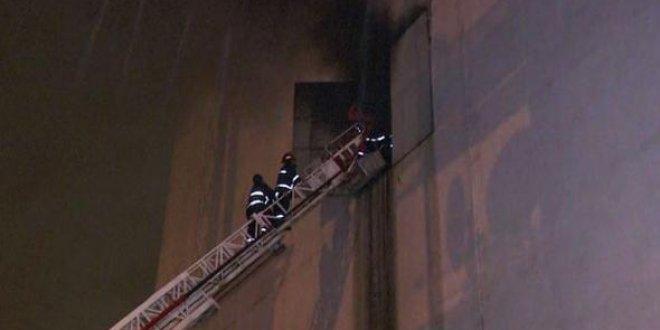 Batum'da otel yangını: 12 ölü