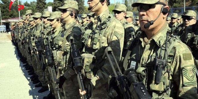 Uzman çavuşlara bireysel silah düzenlemesi geliyor
