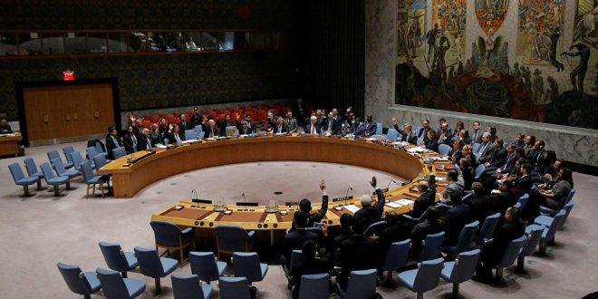 Türkiye, İran ve Rusya'nın bildirisi BMGK'da