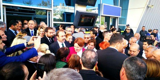 Meral Akşener Mardin'de!