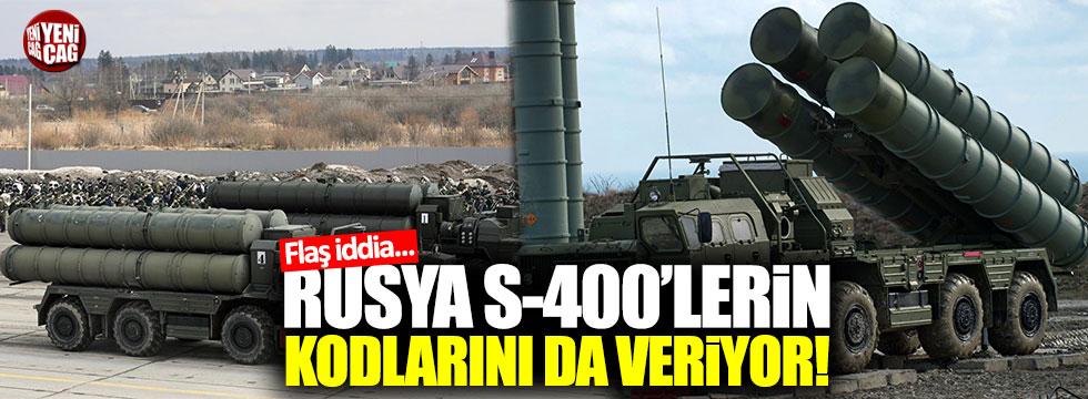 """""""Rusya S-400'lerin kodlarını da veriyor"""""""
