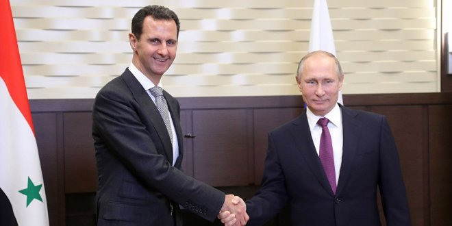Esad'dan Netanyahu'ya mesaj